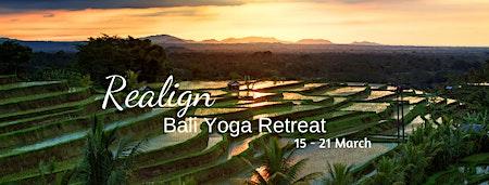 Realign ~ Bali Yoga Retreat