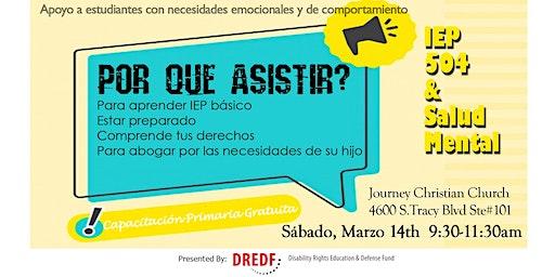 Apoyo a los estudiantes con discapacidades emocionales y conductuales
