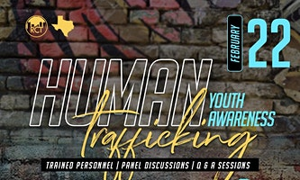 Human Trafficking Youth Awareness Event