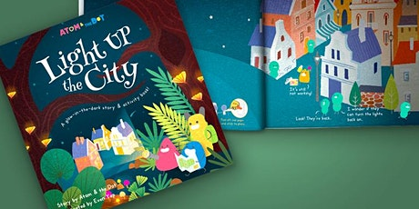 Light Up The City FREE Storytelling & Activity for Kids @ LinDees Playland tickets