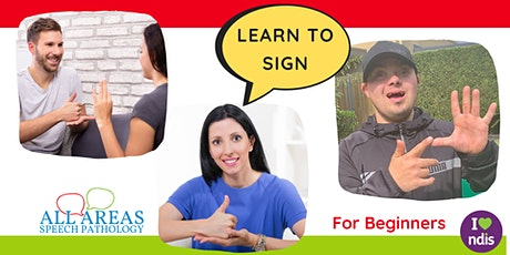 Niagara Park: Key Word Signing Level 1 and 2 (General Course for Beginners) TERM 1, 2020 tickets