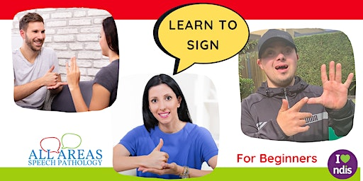 Niagara Park: Key Word Signing Level 1 and 2 (General Course for Beginners) TERM 1, 2020