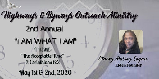 """I AM what I AM"" 2020 Conference"