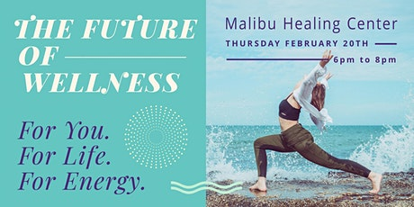 The Future of Wellness tickets