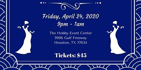 Friendswood Zetas Presents-The Roaring 20's tickets