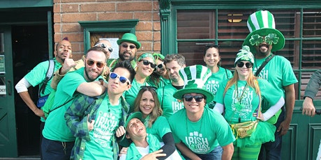 Pre St. Patty's Bar Crawl 2020 tickets