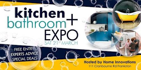 Kitchen + Bathroom Expo '20 tickets