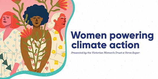 Women powering climate action