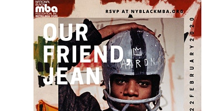 nyblackmba JEAN-MICHEL BASQUIAT Private Exhibit Viewing tickets