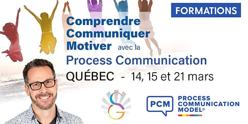 Formation en Process Communication - niveau 1