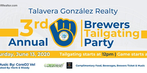 Talavera González Realty 3rd Annual Tailgating Event