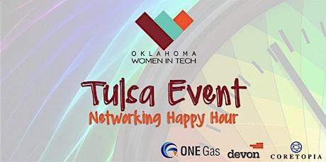 OKWIT Tulsa - February Networking Happy Hour tickets