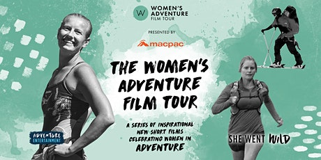 Postponed | Women's Adventure Film Tour 2020 -  Queenstown tickets