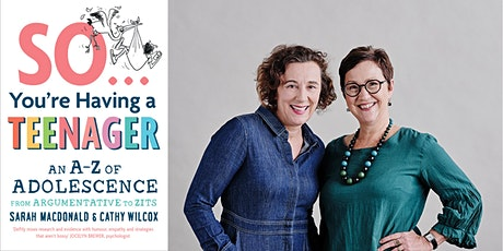 Sarah Macdonald and Cathy Wilcox: Author Event - Erina Library tickets