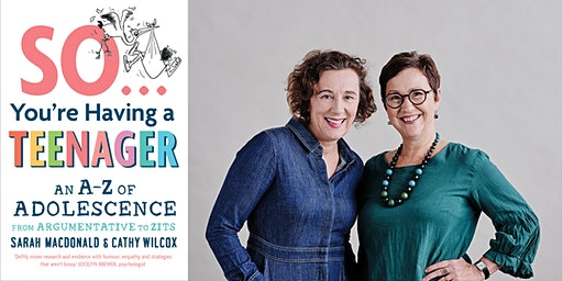 Sarah Macdonald and Cathy Wilcox: Author Event - Erina Library