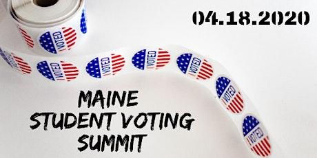 Maine Student Voting Summit 2020 tickets