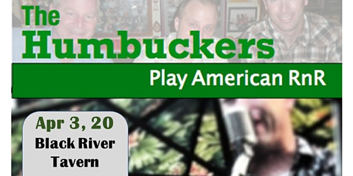 Tavern Friday Night Concert by the Humbuckers