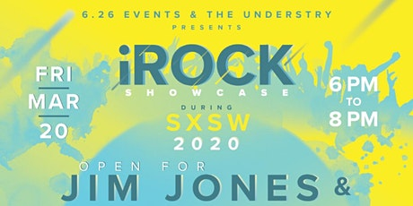 iRock Showcase Presented by 6.26 Enterprises & The Understry tickets