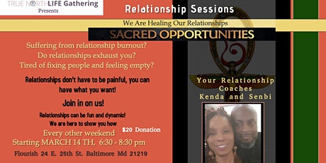 Healing Our Relationships tickets