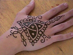 Celtic Skin Staining with Henna tickets