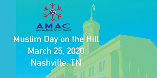 AMAC Muslim Day on the Hill