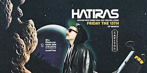 Madhouse presents: Hatiras Friday The 13th in Bend