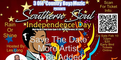 Southern Soul Independence Day