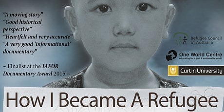 Film Screening of How I Became A Refugee for PEAC South Students tickets