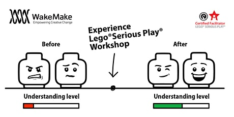 Understanding for Dads and Sons with Lego®Serious Play®  tickets