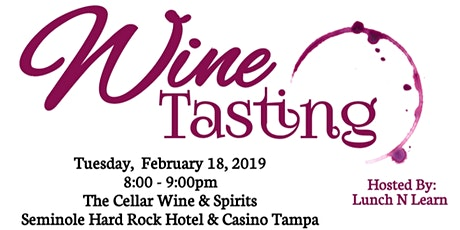 Wine Tasting at The Cellar tickets