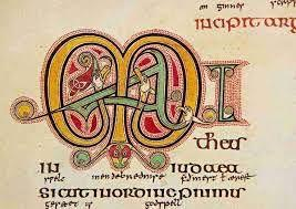 Celtic Illuminated Letters Class