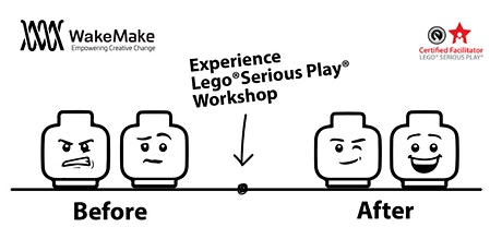 Understanding for Dads with Lego®Serious Play®  tickets