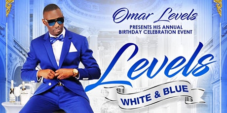 LEVELS White & Blue 2020 tickets