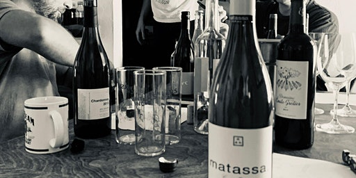 Wine Tasting with Natural Wines