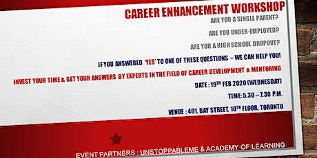 Career Enhancement Workshop tickets