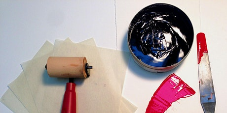 A Taste of Printmaking (3-day class) - APW Winter School tickets