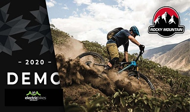 Rocky Mountain Powerplay eMTB Demo Ride tickets