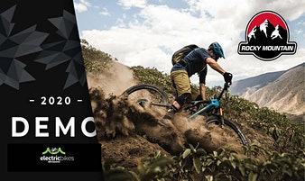 Rocky Mountain Powerplay eMTB Demo Ride