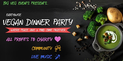 Vegan Dinner Party - Perth (2020 Launch)