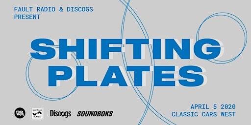✫ Shifting Plates: An East Bay Record Fair ✫ Sun-April 5th 2020