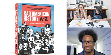 RAD AMERICAN HISTORY A-Z Super Tuesday Launch Party w/ Kate, Miriam, and Kamau! tickets