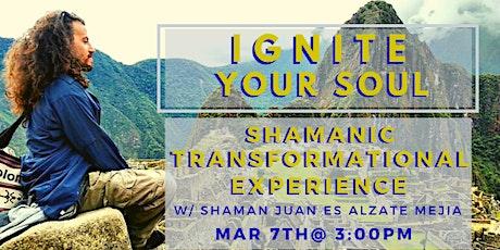 Ignite Your Soul: Shamanic Transformational Experience @Tiny Room Nashville tickets