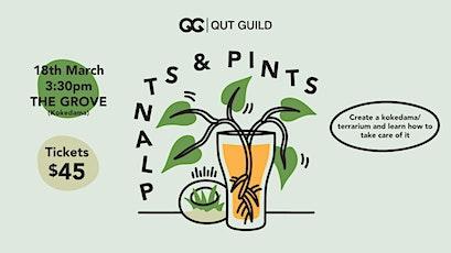 Event Series: Plants & Pints - Kokedama tickets
