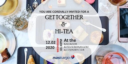 Get Together & Hi-Tea MAB Kargo
