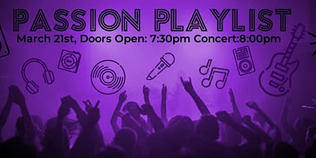 Passion Play List- Vycroy EP Release tickets