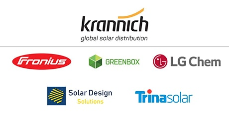 Krannich Solar Installer Training in Perth on 4 Mar 2020 tickets