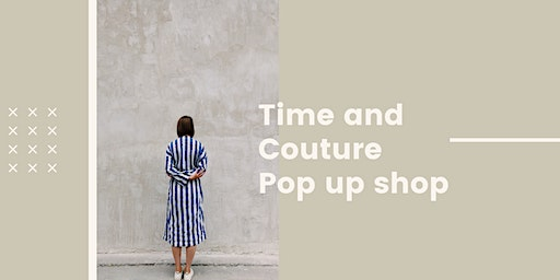Time and Couture Pop Up at Born2WinFitness