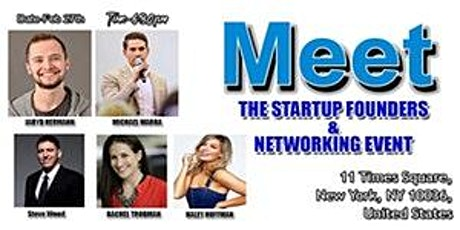 Meet the Founders - Speaker Series & Networking Event tickets