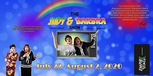 THE JUDY AND BARBRA SHOW