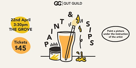 Event Series: Paint & Sips tickets